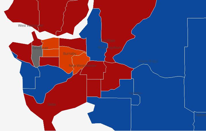 Metro Van Election 2019