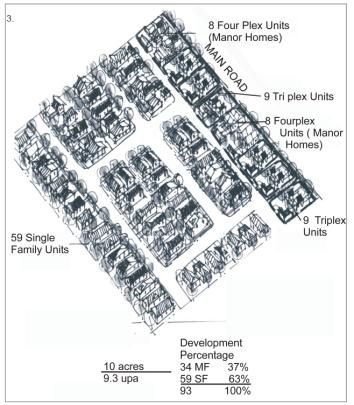 Yorkson H-Street Grid
